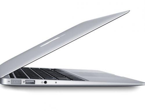 Rückrufaktion MacBook Air SSD