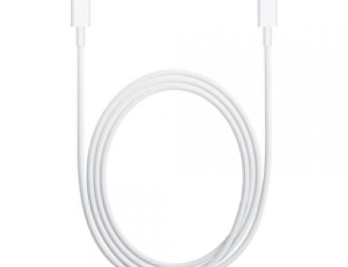 Austauschprogramm für das USB-C-Ladekabel von Apple